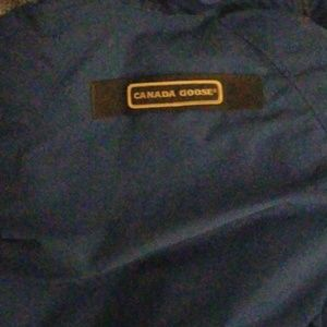 Childs Canada Goose Coat